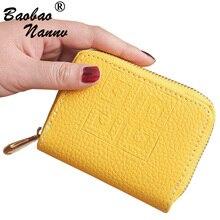 Zipper Lovely Leather Wallets New Women Wallet