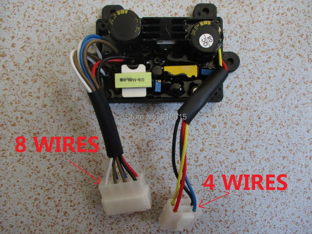 welding avr welder avr 2PCS 12 lines 5kw AVR for generators welding dual-use machines with two one 4 wires цена