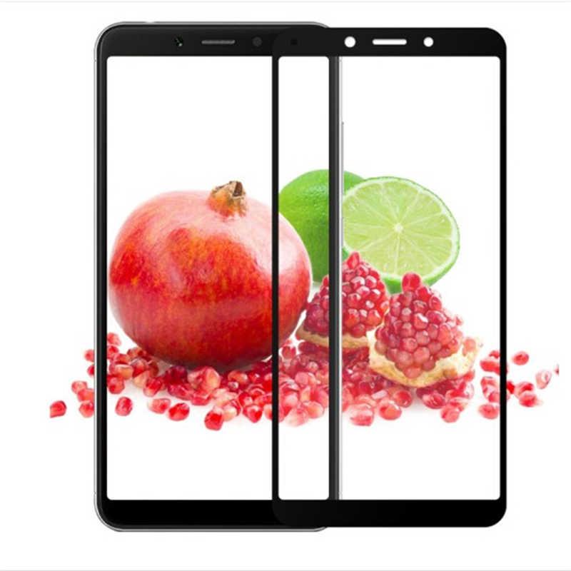 Protector de pantalla de vidrio templado 20D en El para Xiaomi Redmi 6A Note 6 Pro A Note6 Pro Redmi6 Redmi6pro Note6pro película protectora