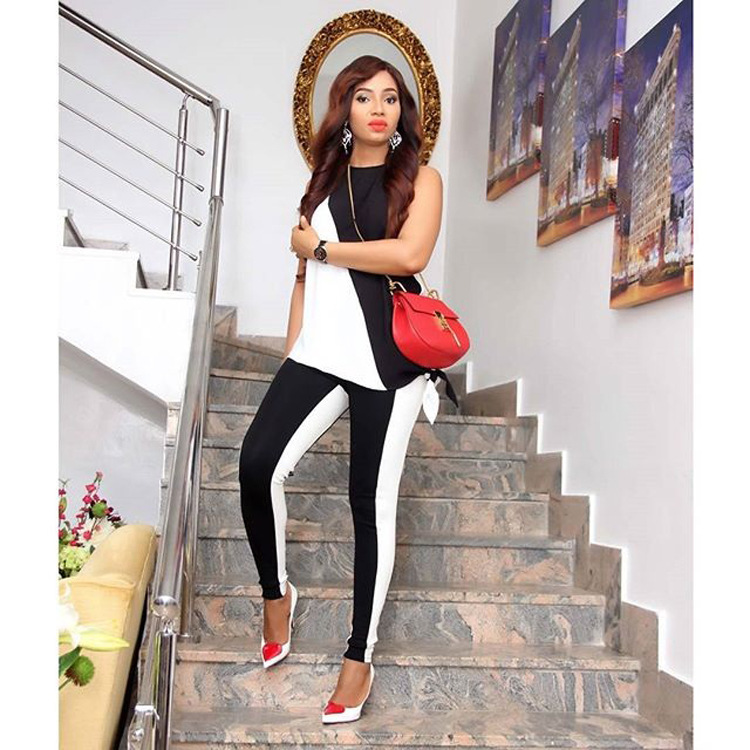 Hot Sale Women 2016 Summer Rompers Womens Jumpsuit Sleeveless  2 Piece Sport Suit Elegant Sport Suit Playsuit Ladies Sweat Suit