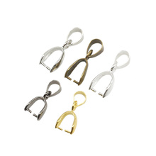 US $2.78 20% OFF 50pcs/lot Melon Seeds Buckle Pendants Clasps Hook Clips Bails Connectors Copper Charm Bail Beads Supplies For Jewelry Making DiY-in Jewelry Findings & Components from Jewelry & Accessories on Aliexpress.com   Alibaba Group