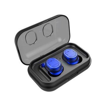 Touch Bluetooth Headset 5.0 Wireless Mini Sports Running Headphone