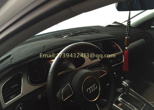 dashmats car styling accessories dashboard cover for audi s4 a4 rh aliexpress com Audi A3 TDI Audi A3 Controls