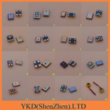 16 نماذج ل XiaoMi M4 صغيرة كبيرة 4 دبوس 5pin 6Pin M2A 4G 1S لسامسونج I9500 S4 S5 I9300 9200 NOTE3 للهاتف MIC ميكروفون