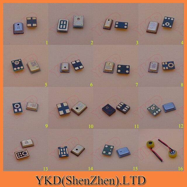 16 моделей для XiaoMi M4, маленькие и большие 4 pin 5pin 6Pin M2A 4G 1S для Samsung I9500 S4 S5 I9300 9200 NOTE3, микрофон для телефона