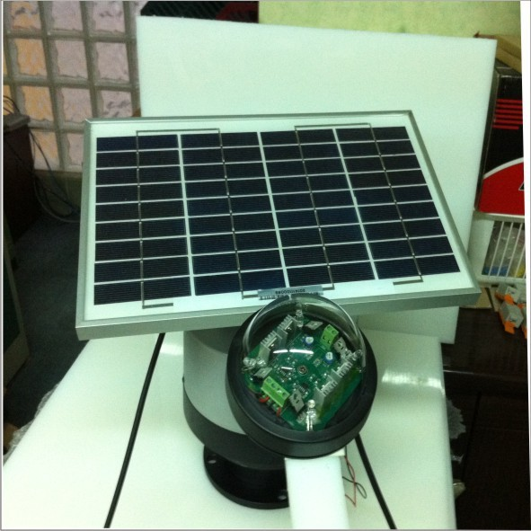 12 V double axe solaire tracker unité soleil tracker