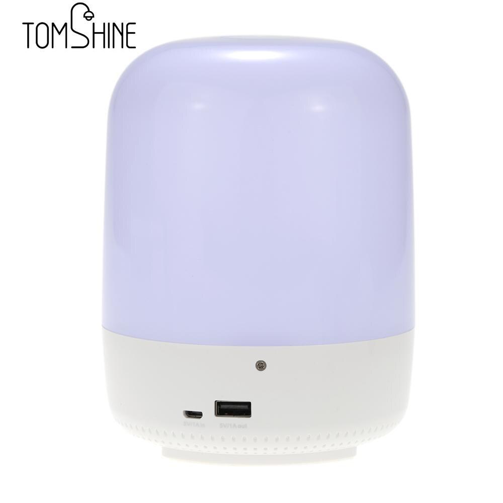 265 farbe Nachtlicht RGB Tischlampe Raumdekor Bunten Led beleuchtung ...