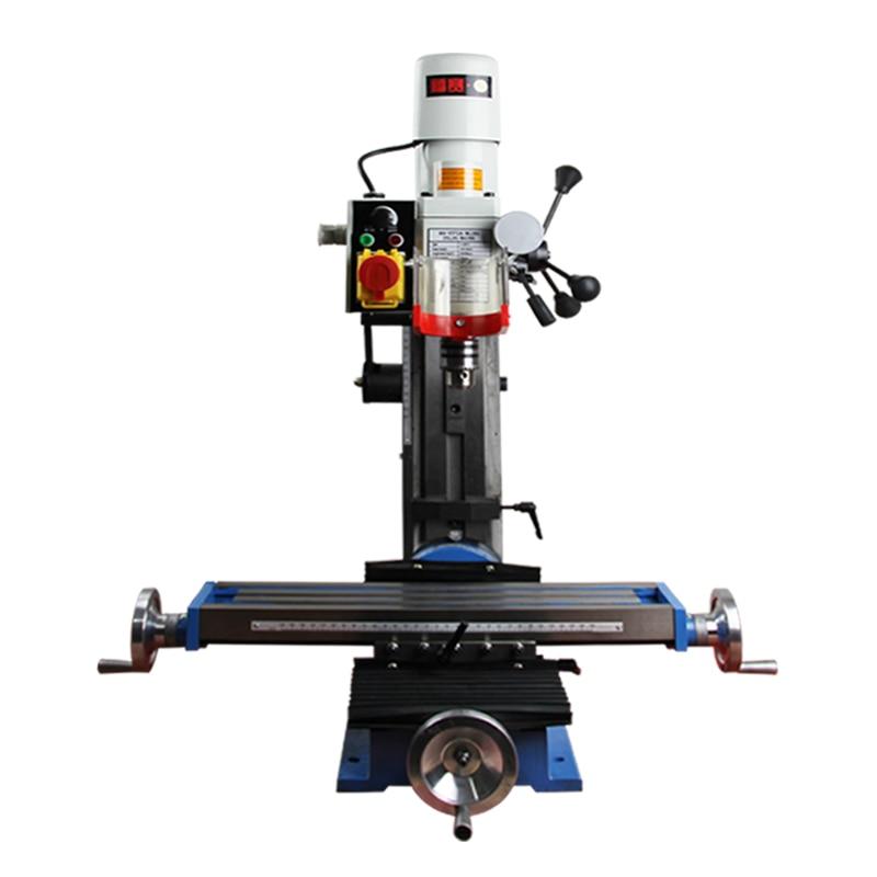 Купить с кэшбэком Drilling and milling machine bench drill small micro home multi-function drilling and milling machine