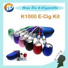 อัตตาอีพอควรท่อK1000บุหรี่อิเล็กทรอนิกส์e-pipe K1000บุหรี่อิเล็กทรอนิกส์ชุดKamry K1000ท่ออีชุดCig 18350แบตเตอรี่510 clearomizer