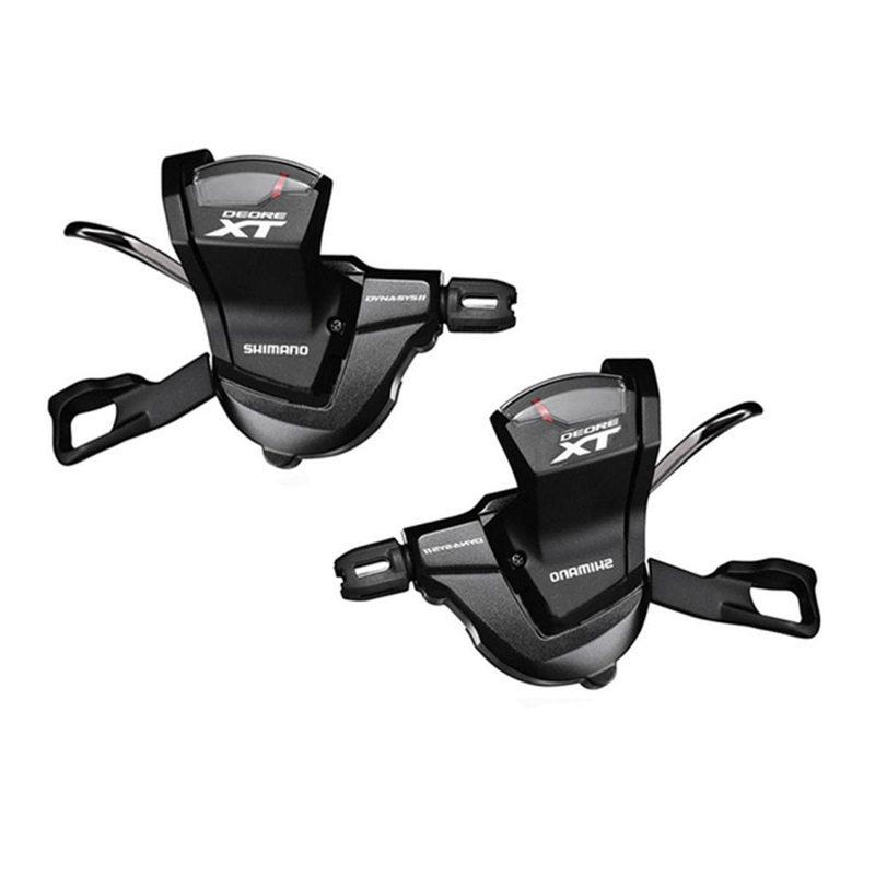 цена SHIMANO Deore XT SL M8000 11S 2x11S 3x11S Shifter Lever Trigger Left & Right with Inner Cable
