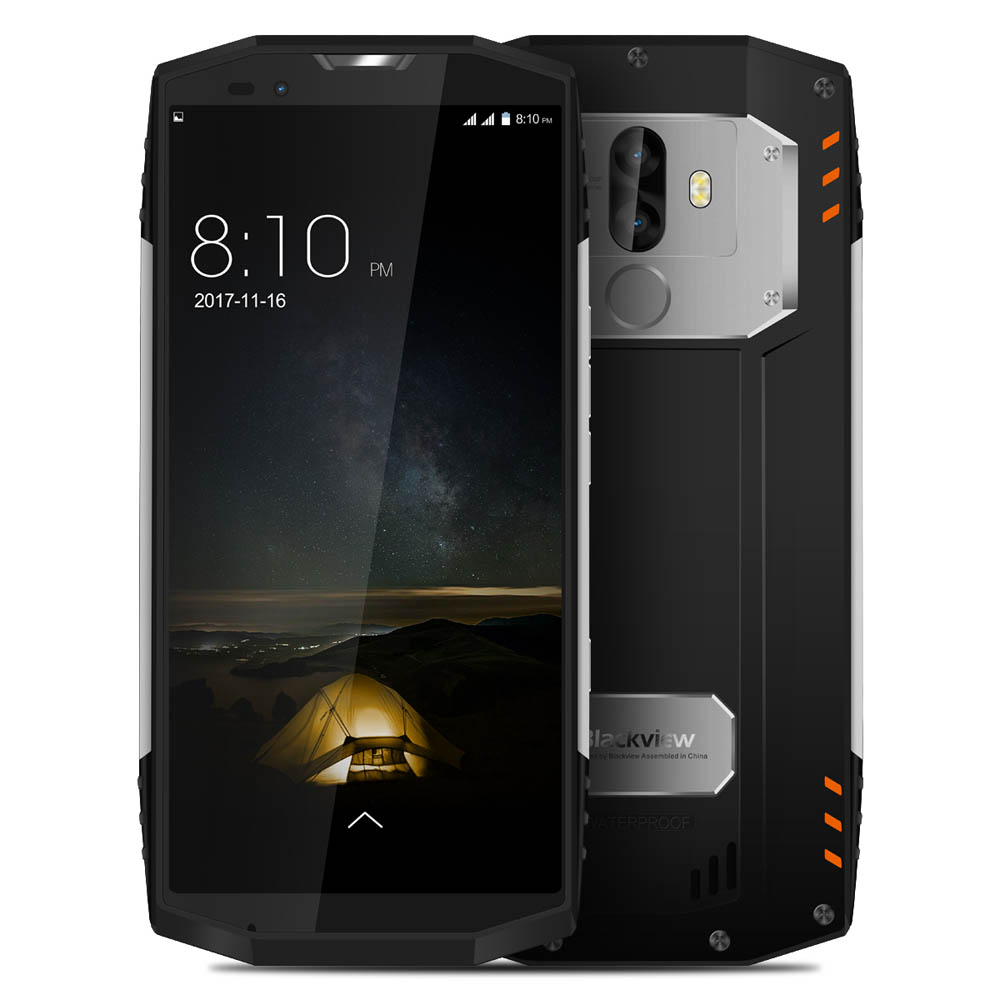 Blackview BV9000 Pro 4G Phablet 5 7 inch Android 7 1 MTK6757CD Octa Core 2 6GHz