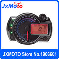 H82 LCD instrument motorcycle odometer assembly speed modification of electronic digital dashboard general motorcycle