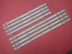 Image 2 - 8pcs LED backlight strip for LG 39LN5700 39LN5757 39LA616V 39LA621V 39LA620S 39LN5400 39LN5300 39LN5100 39LN540V 39LN570V