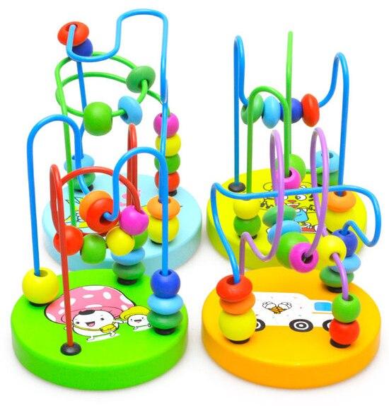 Newborn Baby Toy Boy Toys 2 Years 0 12 Months Montessori Wooden