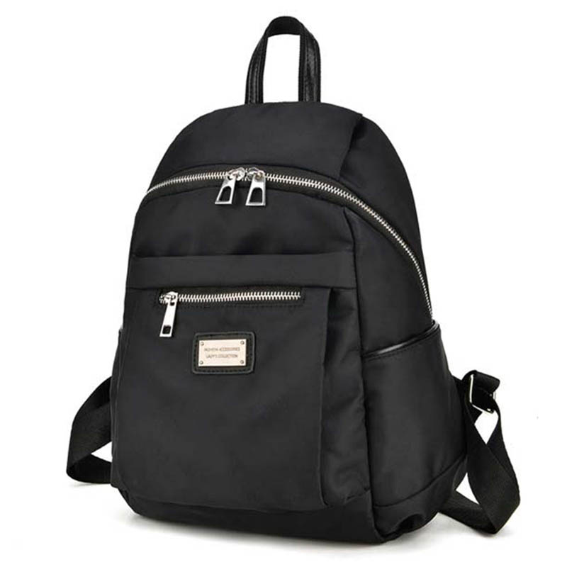 New Fashion Women Nylon Backpack Leisure School Bags for Teenager Girls Casual Backpacks Female Vintage High Quality Schoolbags цена