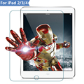 Ultra Slim Tempered Glass Screen Protector For Apple iPad 2 3 4 9.7 inch Tablet 9H Explosion-Proof Clear Front Protector Film