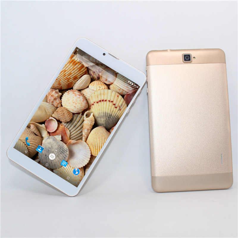 1080P + G グラム + G2.5D トップ IPS スクリーンタブレット 7 インチ MTK7731 3 3g 携帯電話でクアッドコア 1 ギガバイト/16 ギガバイトの Android 5.1 タブレット GPS FM 800*1280