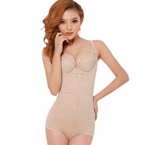 2fc2589f8a New Women Full Body Slimming Thin Seamless Tummy Waist Shapewear Bodyshaper