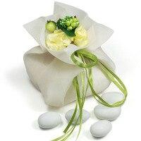 Avrupa klasik büyük çanta ve neşeli Olsun evli ve neşeli kutu Yaratıcı düğün organze çanta