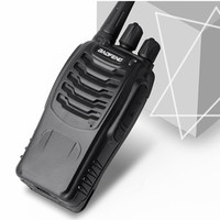 bf 888s שני 100% טוקי BF-888s כף יד מקורי Baofeng UHF 888s 5W 16CH Portable Walki talki 400-470mhz שני הדרך רדיו Comunicador (4)