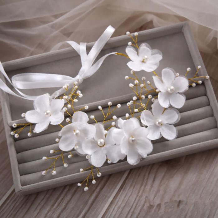 HTB1PvzMJpXXXXakXpXXq6xXFXXXF - Новое поступление цветочная жемчужная гирлянда для невесты свадебная цветочная корона повязка на волосы бесплатная доставка SL