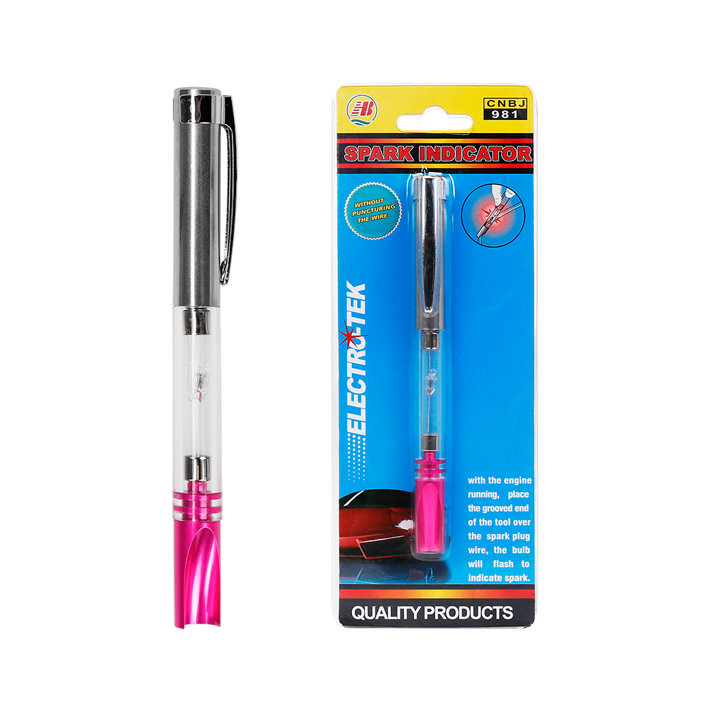 Auto Car Test tester Ignition Spark Indicator Plugs Wires Coils Diagnostic Pen.