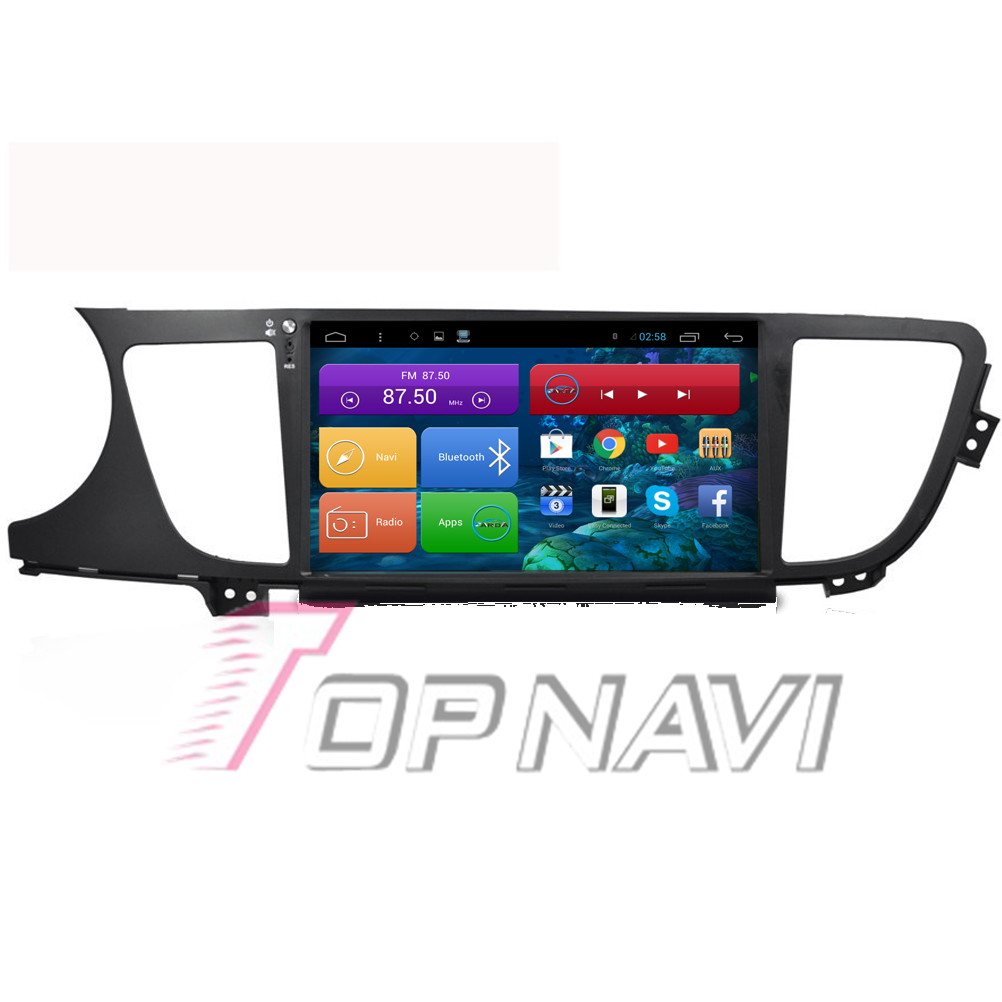 Top Quad Core Android 4.4 Car Stereo for Hyundai Mistra 2015 With 16GB Nand Flash Mirror Link GPS Free Map Wifi BT Free Shipping