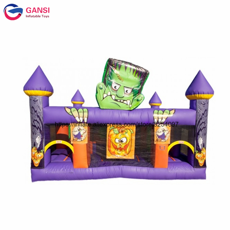 inflatable haunted house21
