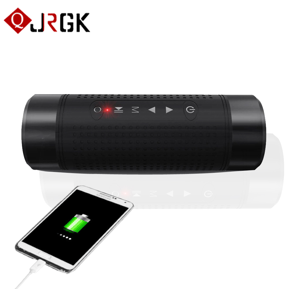 bluetooth speaker Jakcom Wireless Portable speaker battery capacity 5200mAh outdoor soundbar AUX speaker For IOS Android