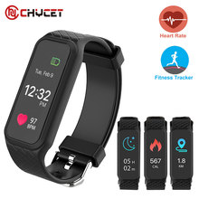 Colorful Screen L38i Bluetooth Smart Band Bracelet Dynamic Heart Rate Monitor Pedometer Fitness Tracker Smart Watch Alarm Clock