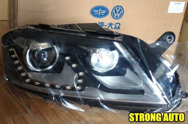 US $1000 0 |GENUINE HID LED HEADLIGHT HEAD LIGHT For NEW PASSAT B7  Headlight Cornering AFS VW PASSAT B7 B7L MAGOTAN Xenon 5M0 907 357 C-in Car