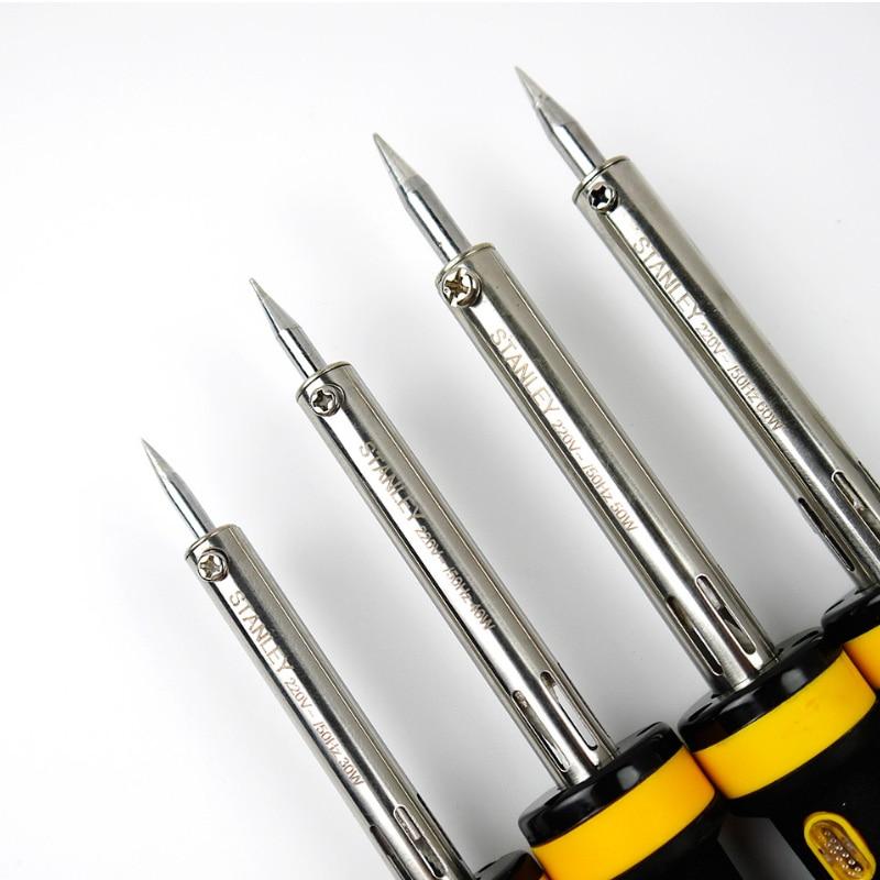 stanley 30w 40w 50w 60w electric soldering iron des1