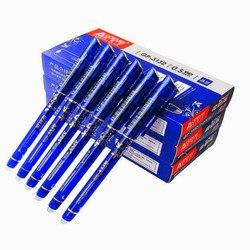 0.05mm caneta apagável gel caneta com cartucho vendas presentes boutique estudante papelaria escritório caneta escrita escola secundária