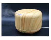 Multi Functions Bluetooth Speaker With Essential Oil Diffuser Aroma Mist Humidifier LED Color Changing Lamp Against