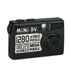 Et mini câmera portátil mirco gravador de vídeo digital esportes câmera filmadora dv dvr suporte tf cartão web cam vs md80 sq12 sq11