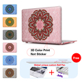 Stack-Up Mandala Laptop Accessories Hard Cases Cover For Macbook Pro 13 Case Pro 13 15 Retina Laptop Skin 13.3 inch Tablet