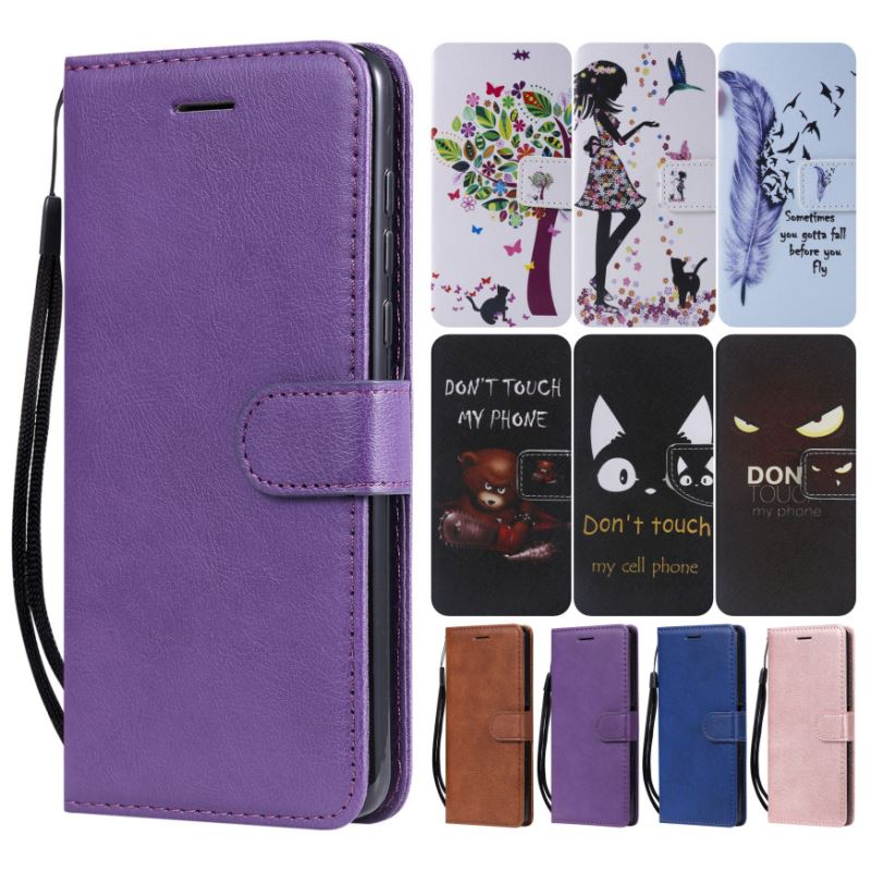 High Quality PU Leather Frame Cover For Case Motorola Moto Z4 Play One Power P30 Note G5 G7 Plus Card Slot Man Lady Wallet DP06F in Wallet Cases from Cellphones Telecommunications