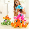 Finding Nemo octopus plush toy doll 25cm color octopus pillow cushions creative birthday gift to send girls shipping YY02