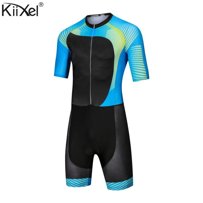 Gli uomini's Pro Super Speedsuit Ciclismo Dermotuta uomo Triathlon Abbigliamento Sportivo Abbigliamento Ciclismo Set Ropa De Ciclismo Maillot