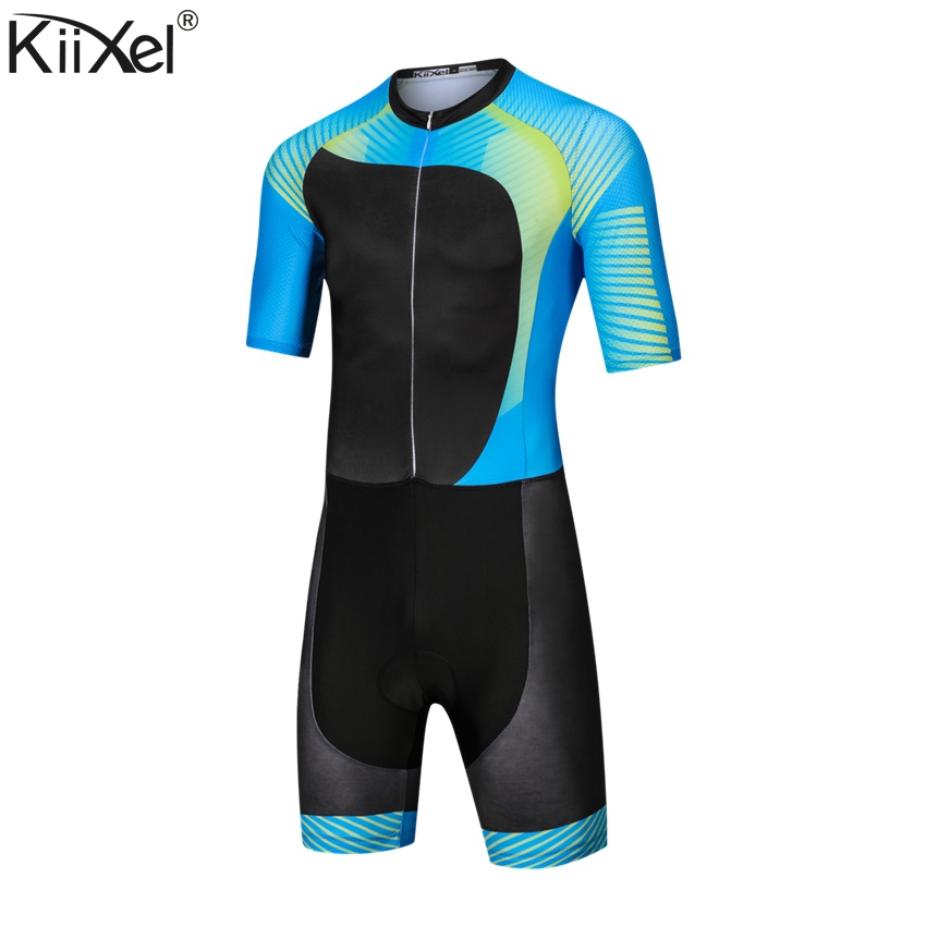 Men's Pro Super Speedsuit Cycling Skinsuit Men's Triathlon Sports Clothing Cycling Clothing Set Ropa De Ciclismo Maillot