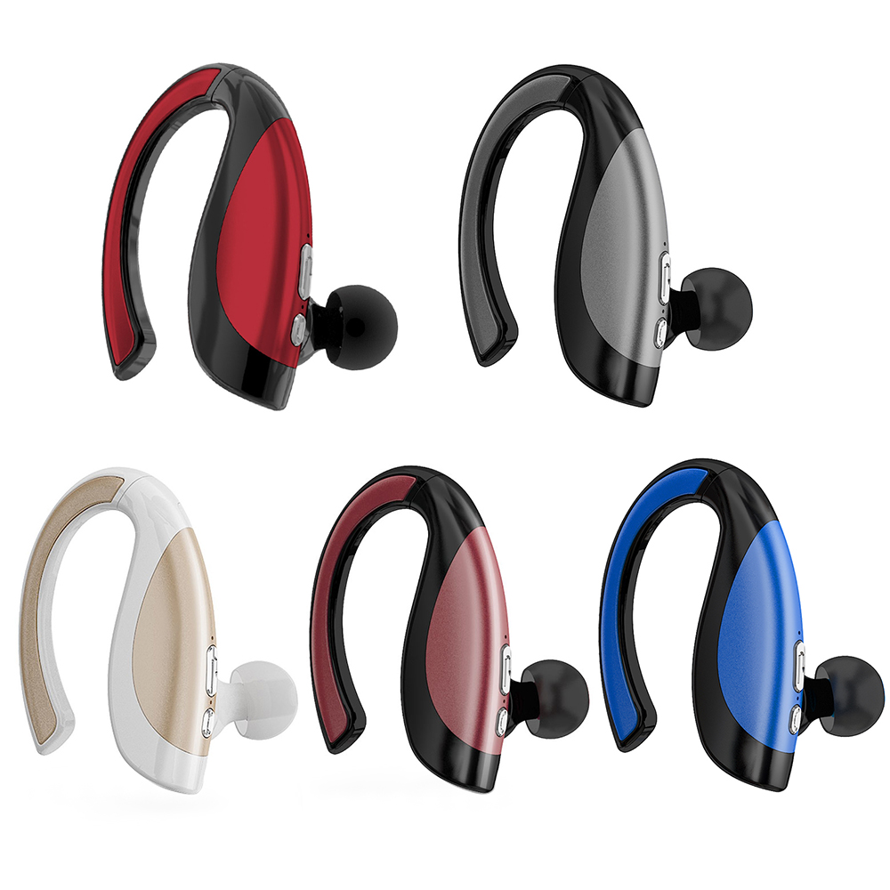 X16 Bluetooth Wireless Headphone Car Business Sport Earphones Sport Stereo Headset Noise Cancelling Car Driver Handsfree v8 wireless stereo bluetooth headphones car driver handsfree call bluetooth earphones bluetooth headset portable storage box