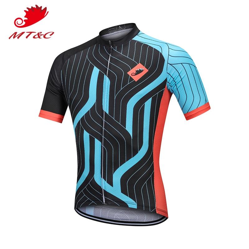 MT&C Man Cycling Jersey Sky Blue Genesis Breathable Clothes Quick Dry Polyester Spring Summer Sportswear Pro Teams Bike Clothes blue sky чаша северный олень