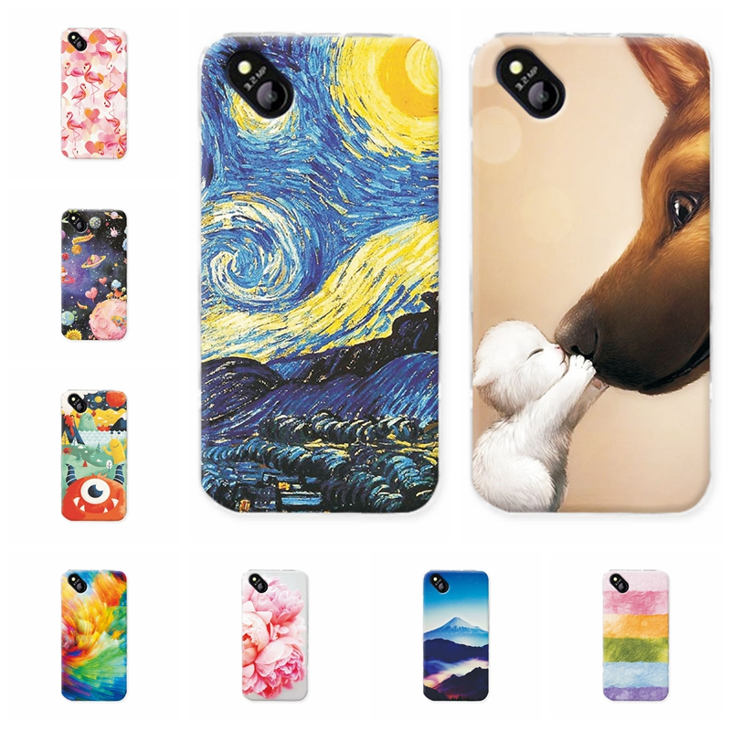 Back Cover Soft Fundas For Micromax D303 Scenery Phone Case For Micromax Bolt D303 D 303 Capa Soft TPU Silicone Cover Shell