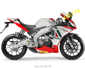 For Aprilia RS4 50 Fairing 2012 2013 2014 2015 RS4 125 12 13 14 15 Aftermarket Body Fairing Kit (Injection molding)