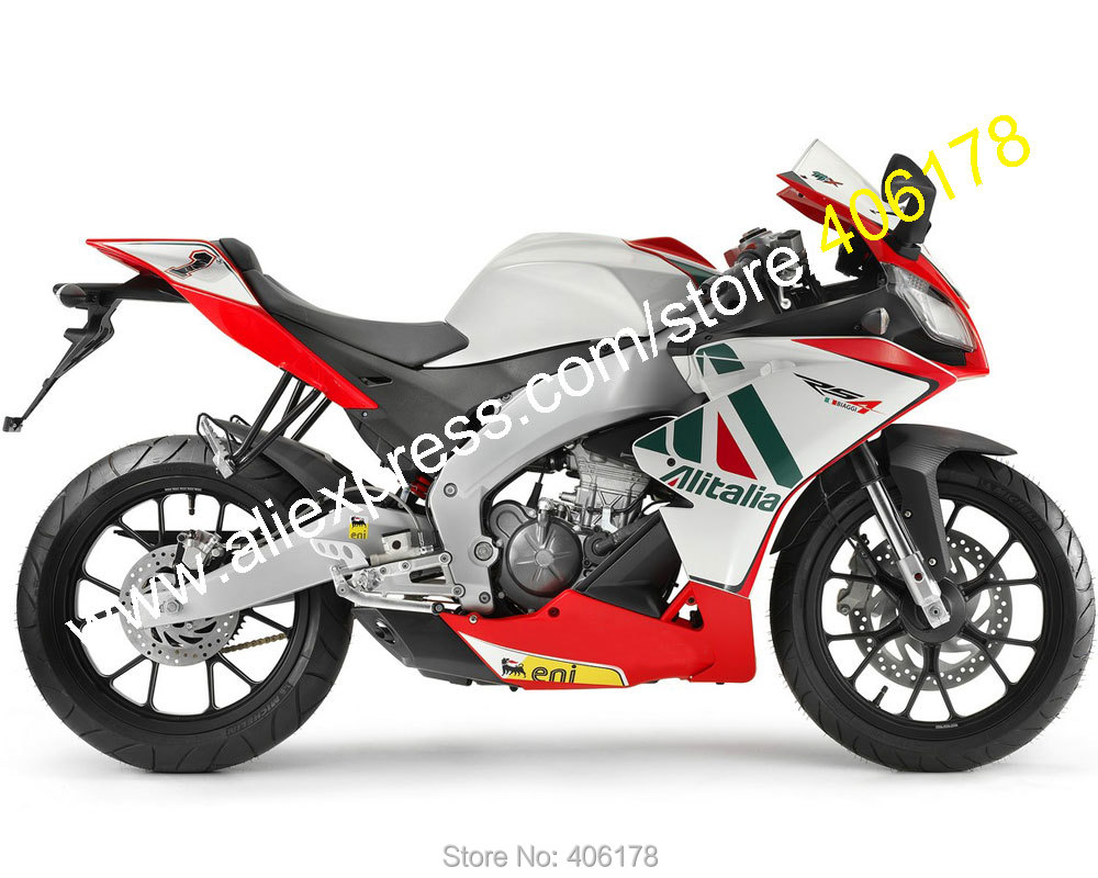 Hot Sales,For Aprilia RS4 50 Fairing 2011 2012 2013 2014 2015 RS4 125 11 12 13 14 15 Aftermarket Fairing Kit (Injection molding)