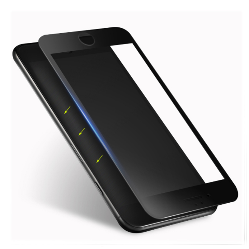 bilder für Benks 3d nano pet displayschutzfolie für iphone 7 7 plus 0,1mm ultradünne abdeckung high definition display-schutzfolien