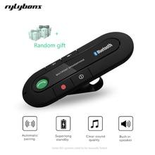 Sun Visor Bluetooth Speakerphone MP3 Music Player Wireless Bluetooth Handsfree Car Kit Bluetooth Receiver Speaker Car Charger