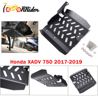 Motorcycle Accessories 17 18 Skid Plate Engine Guard Chassis Protection Cover for 2017 2018 Honda X ADV 750 XADV 750 XADV750