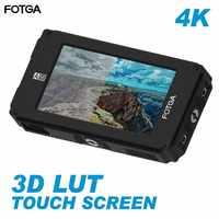 """Fotga DP500IIIS A50TLS 5 """"FHD Video Auf-Kamera Touchscreen Feld Monitor, 3D LUT, 3G SDI und HDMI 4K Eingang/Ausgang für A7S II GH5"""