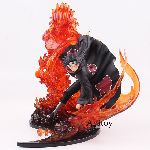 NARUTO Figure KIZUNA RELATON Series Uchiha Itachi PVC Action Figure Collectible Model Toy 21cm KT4816 1
